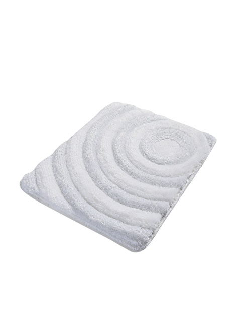 Chilai Home Wave Paspas 50x60 Cm Beyaz